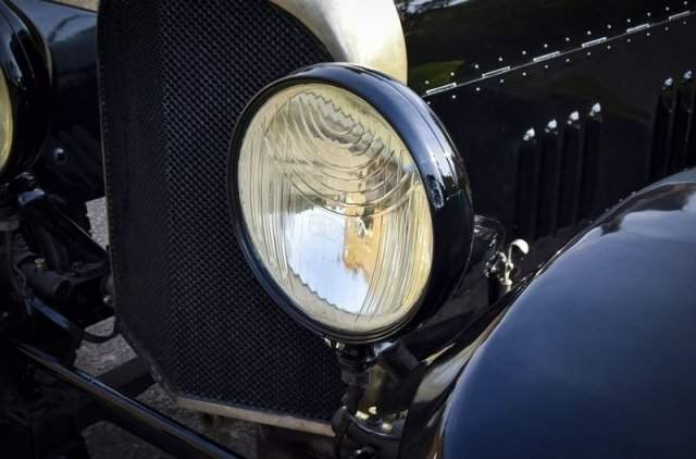 Bentley 3-Litre 1924 фара