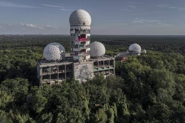 Американская радиостанция перехвата Field Station Berlin